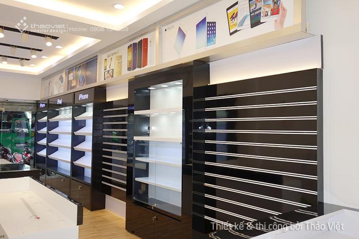 thiết kế nội thất shop hoang phat 10