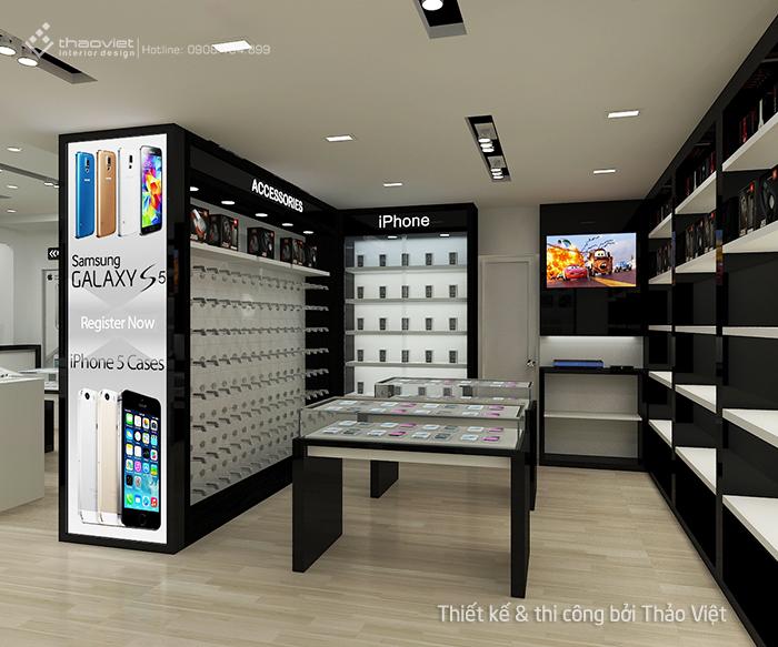 thiet ke thi cong shop H2Shop 5