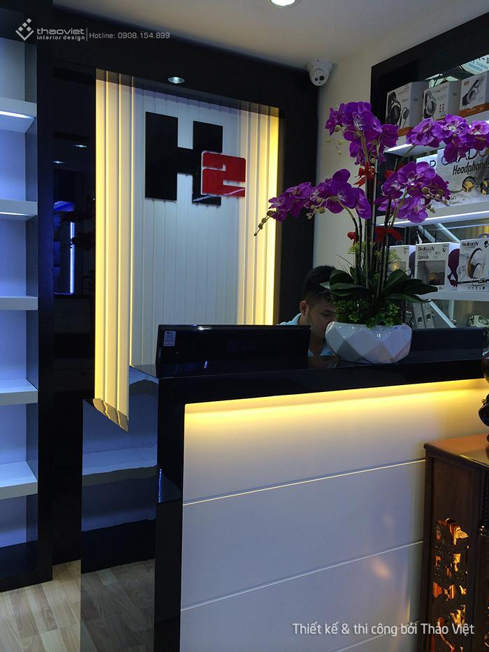 thiet ke thi cong shop H2Shop 17