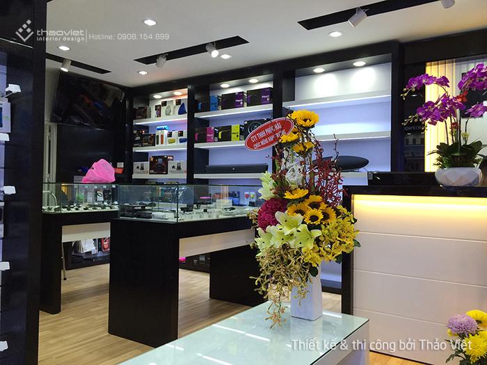 thiet ke thi cong shop H2Shop 24