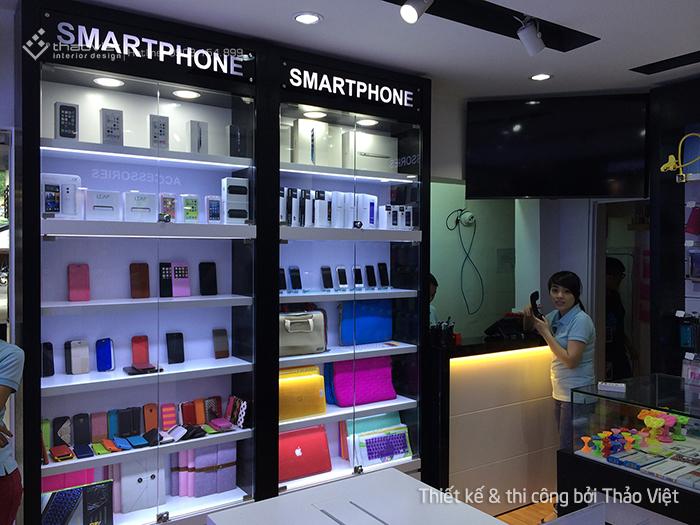 thiet ke thi cong shop H2Shop 25