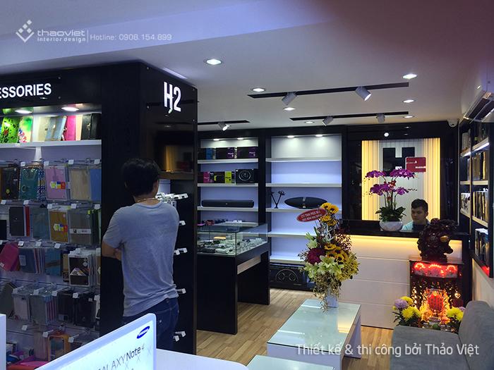 thiet ke thi cong shop H2Shop 26
