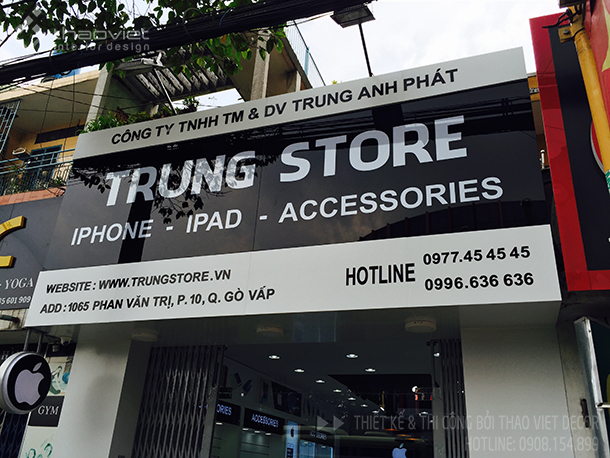 trung store ok