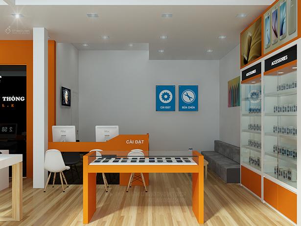 ảnh 3d shop thế giới phone 8