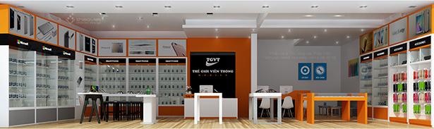 ảnh 3d shop thế giới phone 3