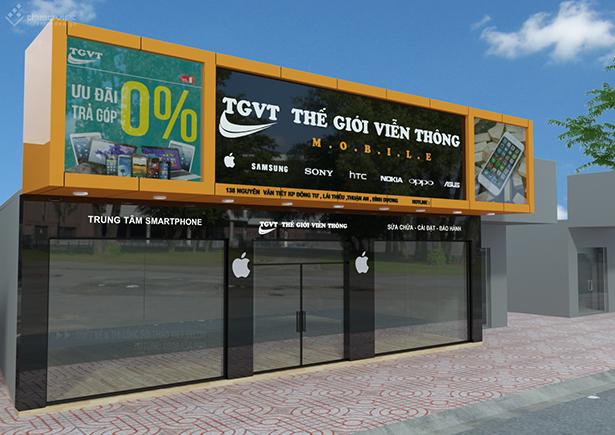 ảnh 3d shop thế giới phone 1