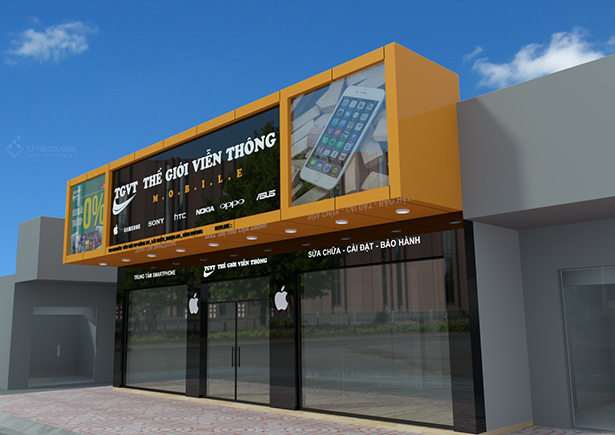 ảnh 3d shop thế giới phone 2