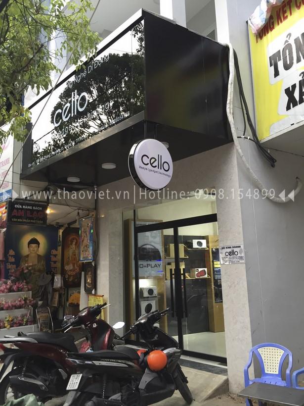 shop điện thoại CELLO