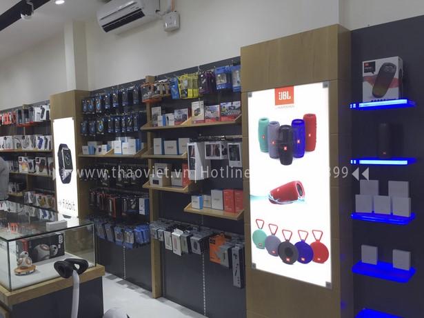 thi công shop CELLO 8