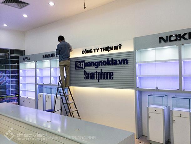thi cong shop quang nokia 15