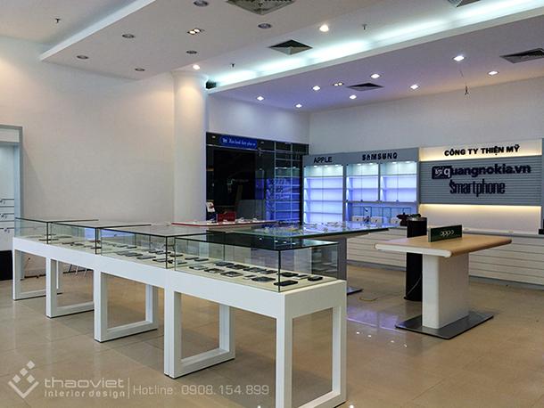 thi cong shop quang nokia 27