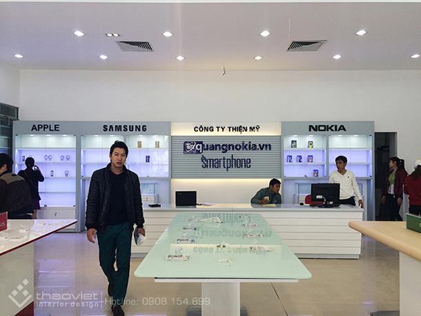 thi cong shop quang nokia 38