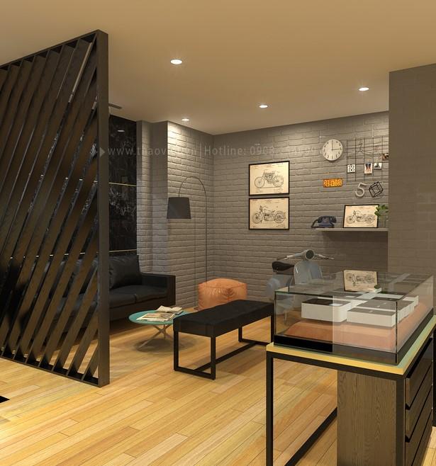 thiết kế shop hpc 14