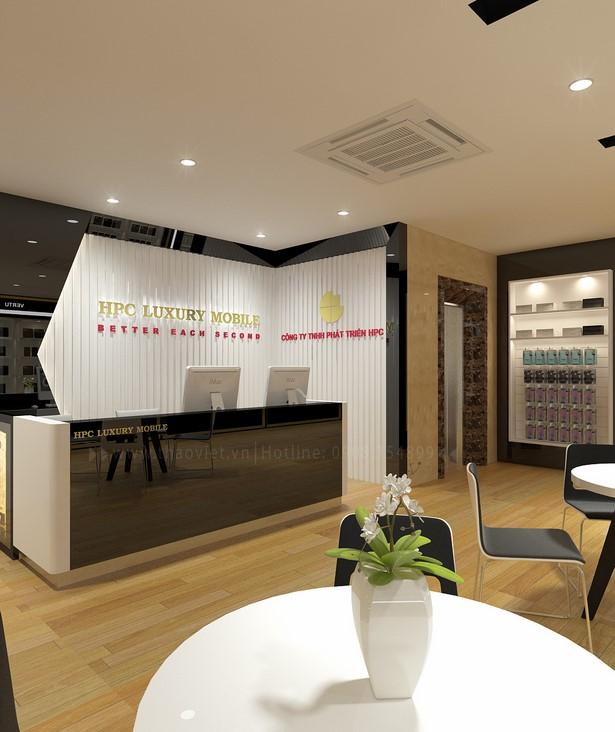 thiết kế shop hpc 5