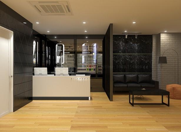 thiết kế shop hpc 8