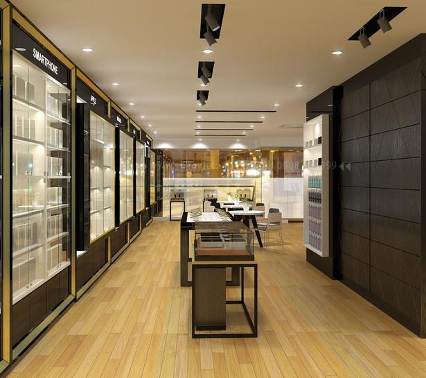 thiết kế shop hpc 4