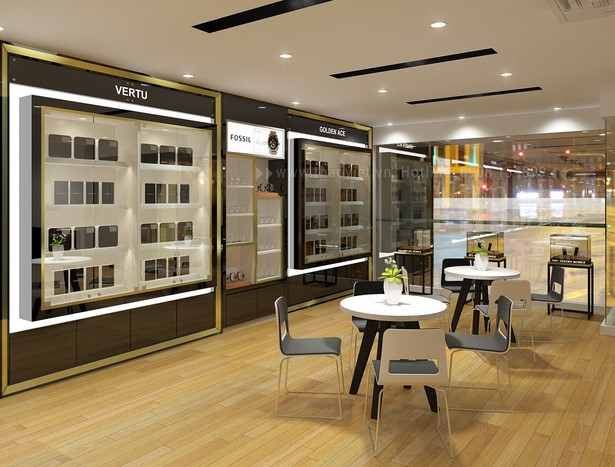 thiết kế shop hpc 11