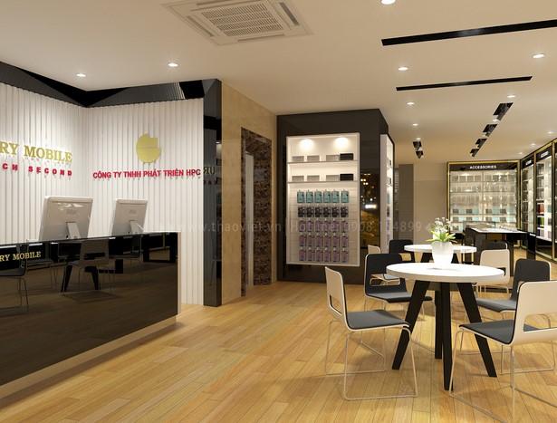 thiết kế shop hpc 7