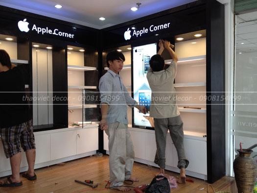 thiet ke thi cong shop MN3