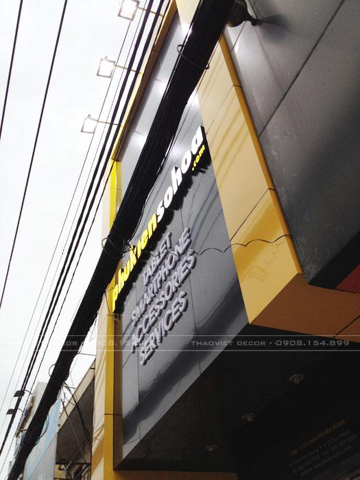 thiết kế shop 9