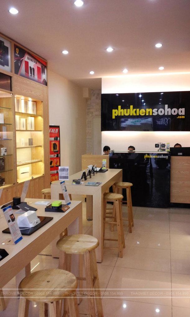 thiết kế shop 16