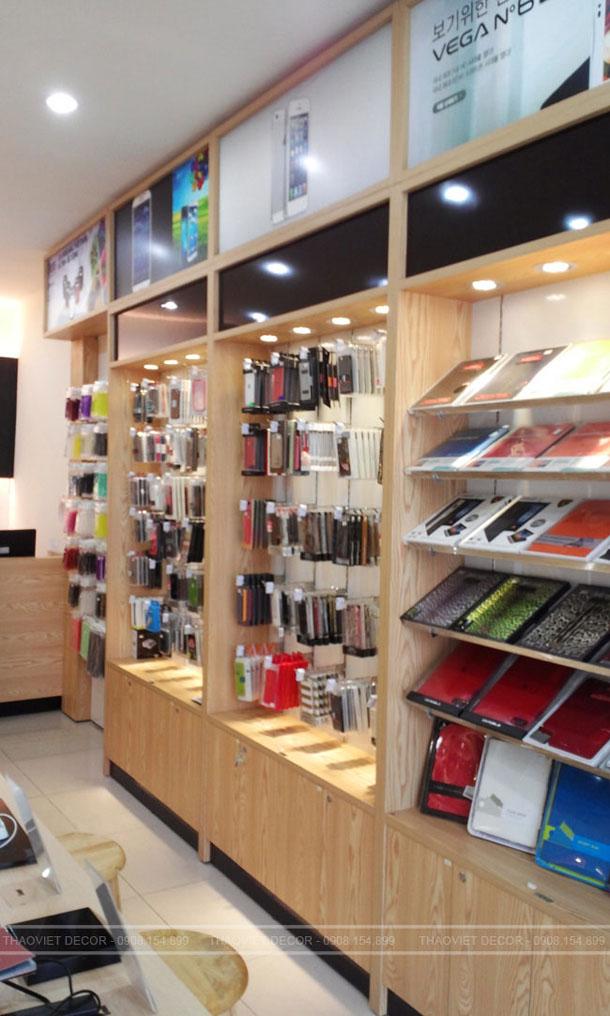thiết kế shop 17