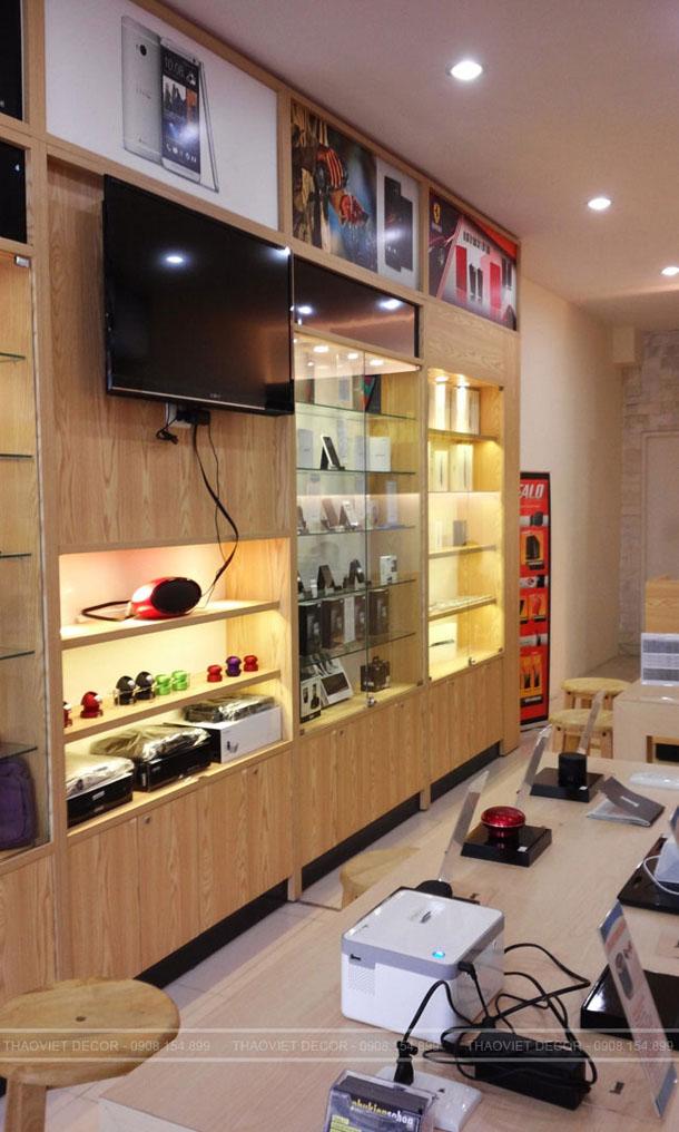 thiết kế shop 18