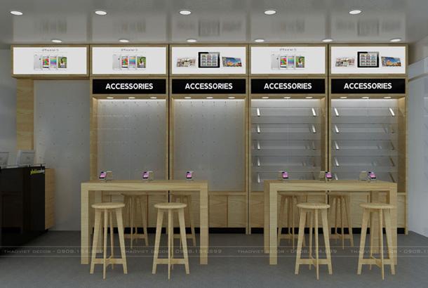 thiết kế shop 7