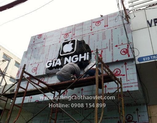 thiet ke thi cong shop Gia nghi 3