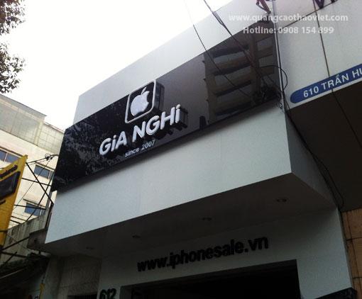 thiet ke thi cong shop Gia nghi 5