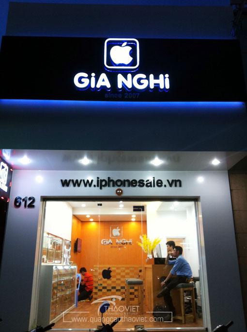 thiet ke thi cong shop Gia nghi 9