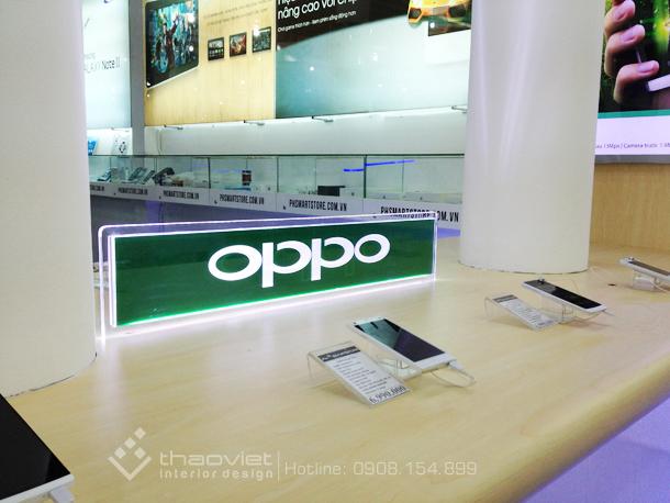 thiết kế shop điện thoại phúc hải 9
