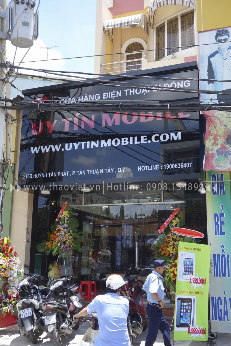 hình ảnh thực tế shop điện thoại Uy Tín 1