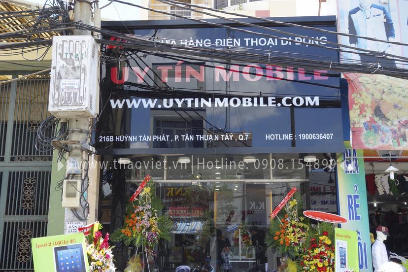 hình ảnh thực tế shop điện thoại Uy Tín 2
