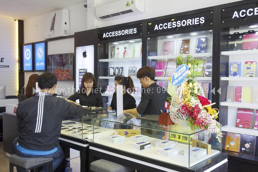 hình ảnh thực tế shop điện thoại Uy Tín 5