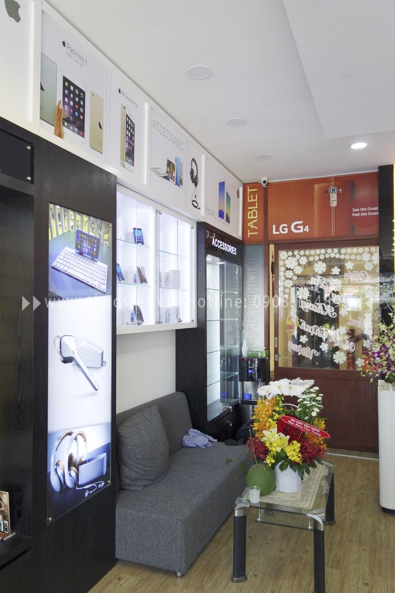 hình ảnh thực tế shop điện thoại Uy Tín 7