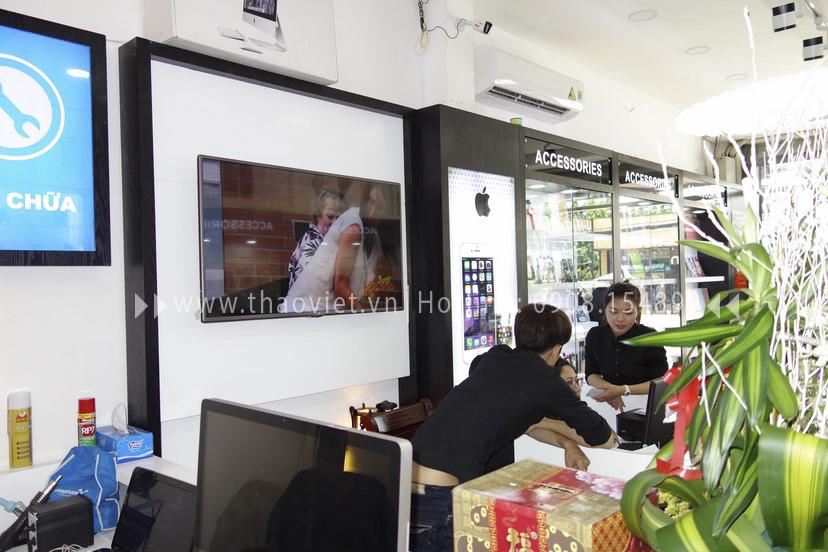 hình ảnh thực tế shop điện thoại Uy Tín 8