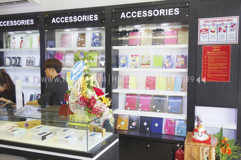 hình ảnh thực tế shop điện thoại Uy Tín 10