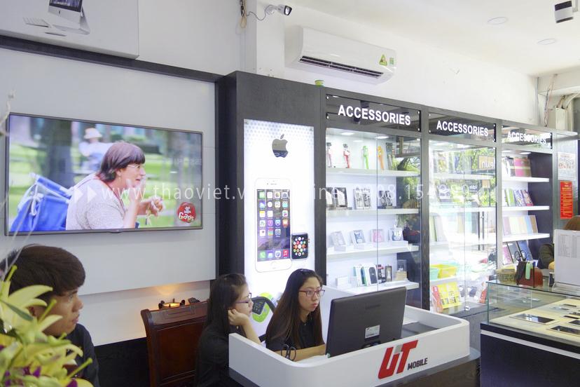 hình ảnh thực tế shop điện thoại Uy Tín 11