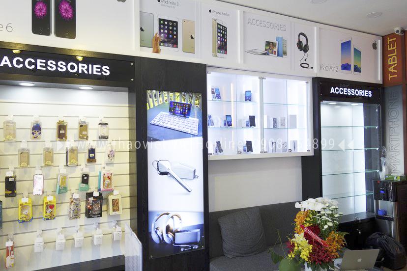 hình ảnh thực tế shop điện thoại Uy Tín 13