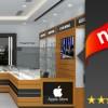 Thiết kế shop điện thoại Á Châu Mobile CN3
